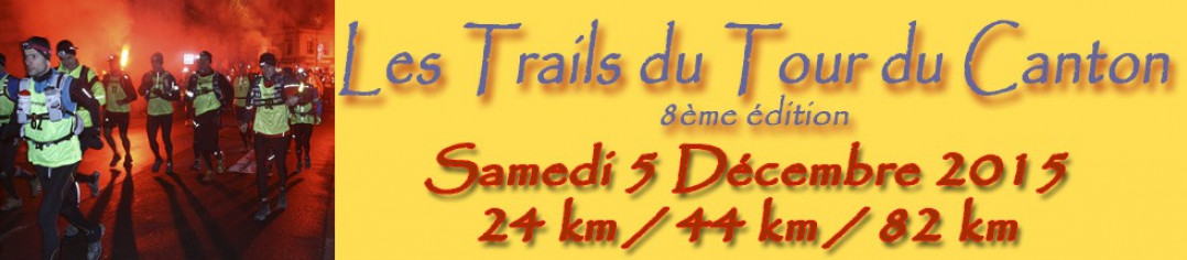 Trails du Tour du Canton 2015