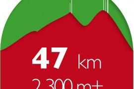 Marathon de Lure 47 km (D+ 2 300)