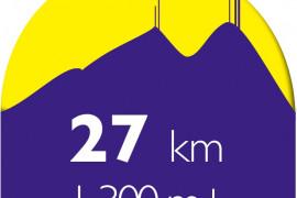 Trail des Bories 27 km (D+ 1 300) - Compte pour le Challenge Sud-Est des Trails