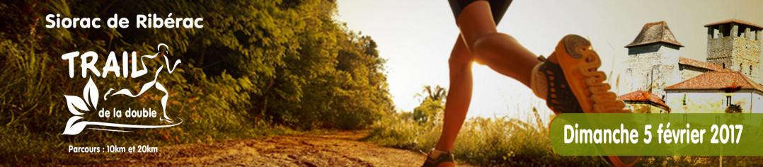 Trail de la Double - Siorac de Ribérac