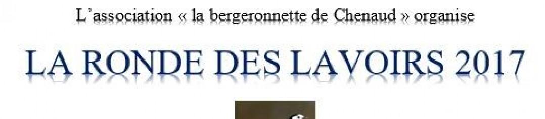 LA RONDE DES LAVOIRS 2017
