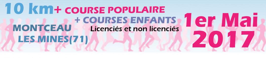 10 Km Montceau