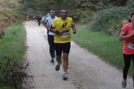 Course nature de 7 KM en boucle.