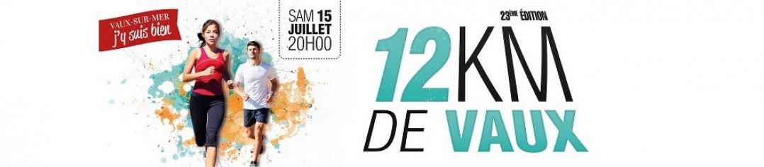 12 KM de Vaux-sur-Mer