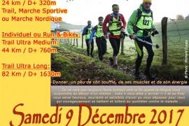 Trail Ultra Medium 44km en Solo