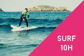 Initiation au Surf 10h