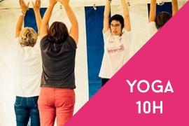 Initiation au Yoga 10h