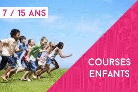 Courses Enfants 7/15 ans