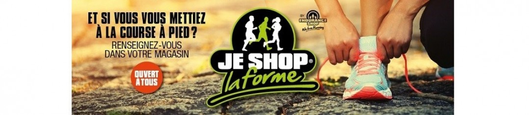 JE SHOP LA FORME Session Septembre 2017