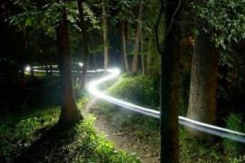 la nocturne des Gorges