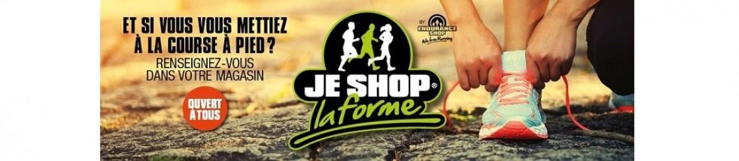 JE SHOP LA FORME Session Septembre 2018