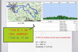 COURSE NATURE 12,5 KMS