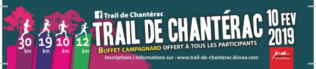 TRAIL DE CHANTERAC 2019