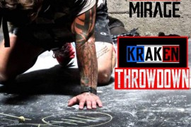 CrossFit KraKen throwdown