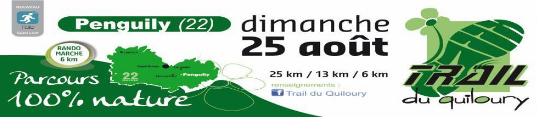 TRAIL DU QUILOURY 2019