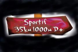 Sportif 35 km