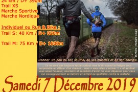 Trail Ultra Long 75 km en Solo