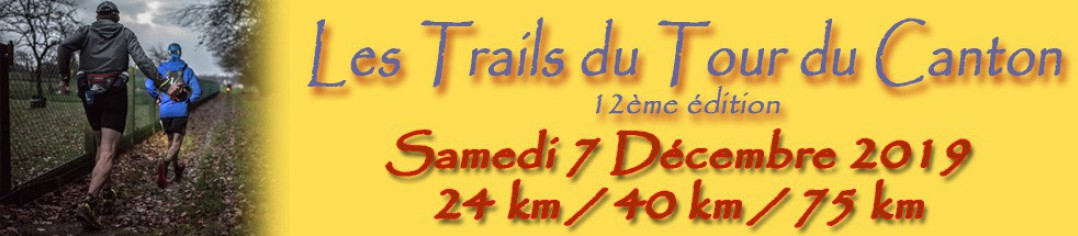 Trails du Tour du Canton 2019