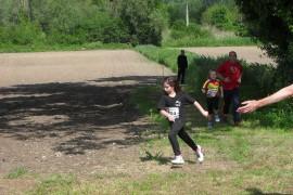 Circuit 0,920 km du Mini-trail des enfants