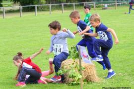 Circuit Ludique du Mini-trail des enfants