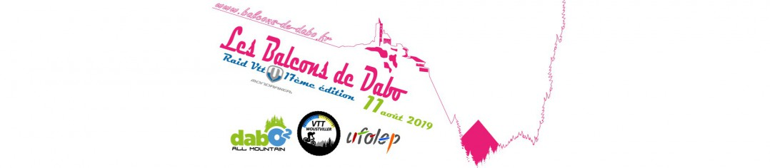 Les Balcons de Dabo 2019 - Raid VTT Mondraker