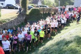 DIMANCHE / Golden Trail 8 km
