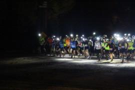SAMEDI SOIR / Golden Trail nocturne 8 km