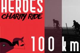 HEROES Charity Ride  I  100 km