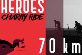 HEROES Charity Ride  I  70 km