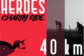 HEROES Charity Ride  I  40 km