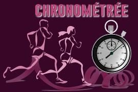 Trail 8 KM avec chronométrage