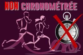 Trail 8 KM sans chronométrage