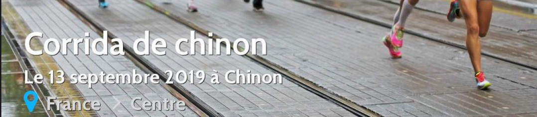 CORRIDA DE CHINON 2019