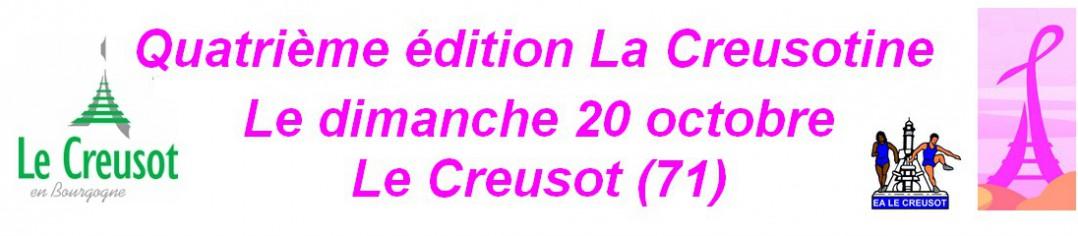 La Creusotine 2019