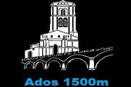Course ados 1500m