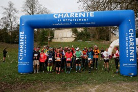 12 KM MARCHE NORDIQUE CHRONOMETREE