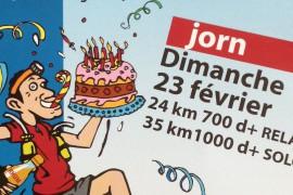 SOLO 24km Jorn
