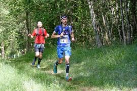 """Samedi 30 mai: Trail 42 kms  """"Entre Monts et Vallons"""" environ 850 m de D+"""
