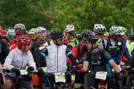 """Dimanche 31 mai: Raid VTT 100 kms  """"la Pente et Côte"""" environ 1850 m de D+"""