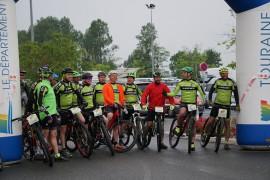 """Dimanche 31 mai: Raid VTT 120 kms  """"la Pente et Côte"""" environ 2150 m de D+"""