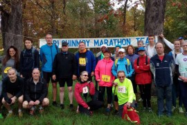 2 miles Sri Chinmoy - 26 Janvier 2020