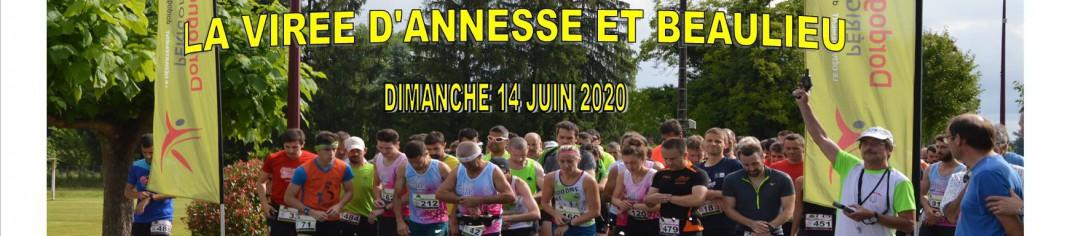 La virée d'Annesse et Beaulieu 2020 Annulée (Rdv 2021)