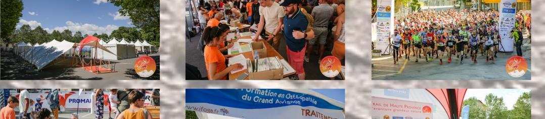 Trail de Haute Provence 2020 : Village THP