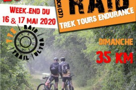 Raid - Parcours 35 km - Dimanche