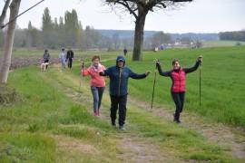 Marche nordique 16 Kms chronométrée départ 9h30
