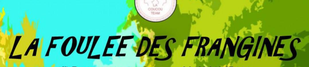LA FOULEE DES FRANGINES REPORTEE EN 2021 !!!