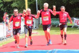 HDB Trail Challenge, départ entre 14h et 14h30