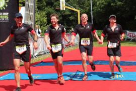HDB Trail Challenge, départ entre 15h et 15h30