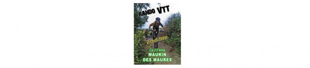 LA MAURIN DES MAURES 2020 ANNULEE