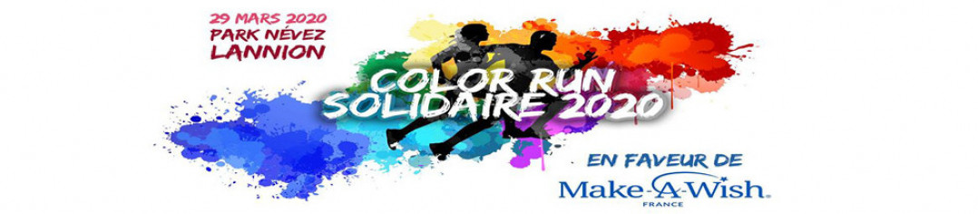 Color Run Solidaire 2020